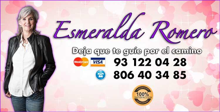consulta de tarot con Esmeralda Romero