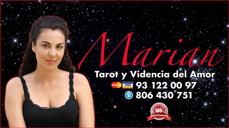 consulta de tarot con Marian