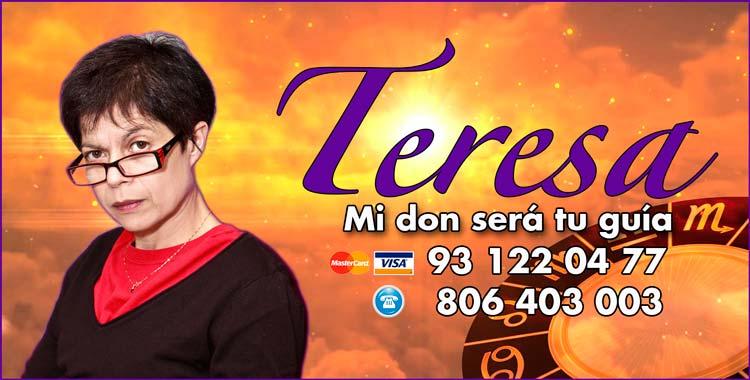 consulta de tarot con Teresa
